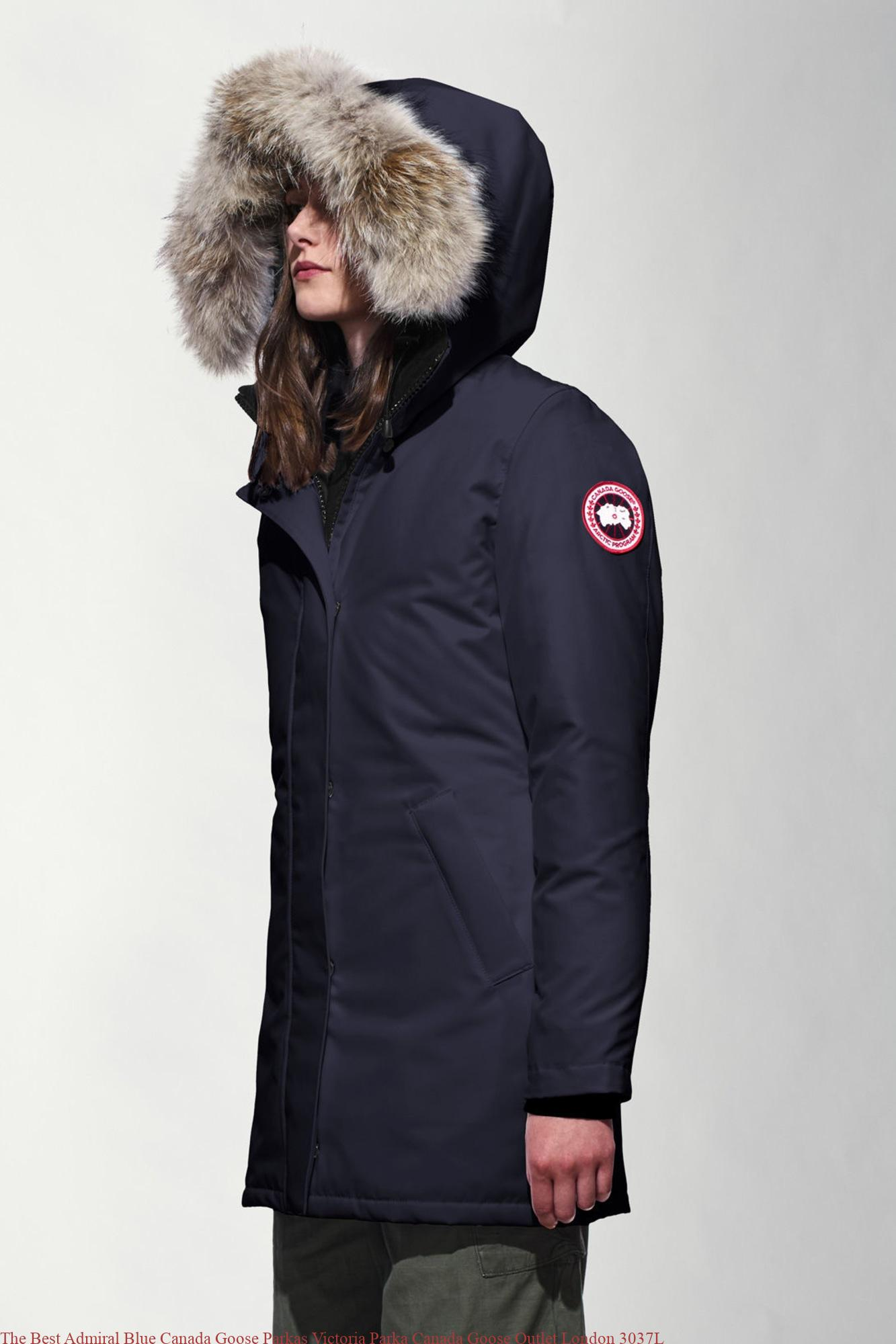 canada goose jackets in london